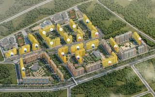 ЖК «Пригород Лесное» от Самолет Девелопмент: цены на квартиры, отзывы, ход строительства